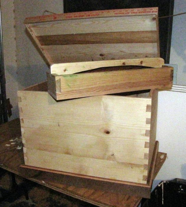 woodshop accessories tool storage
