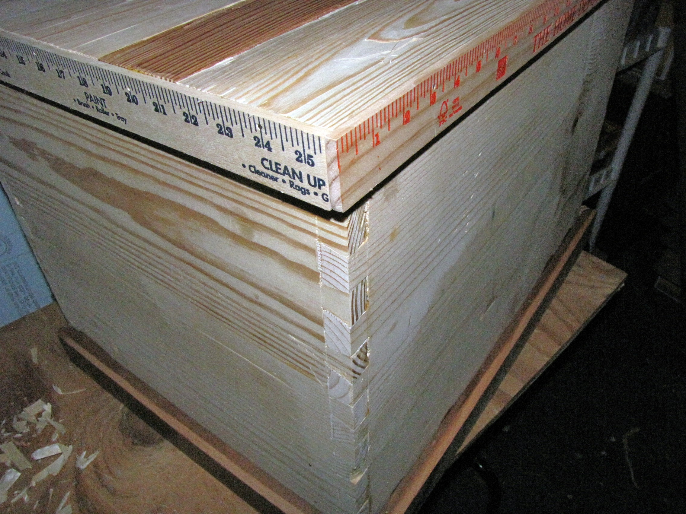 Free wood tool box plans plans free download tenuous44ukg for Wood chest plans free