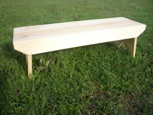 basic woodworking bench