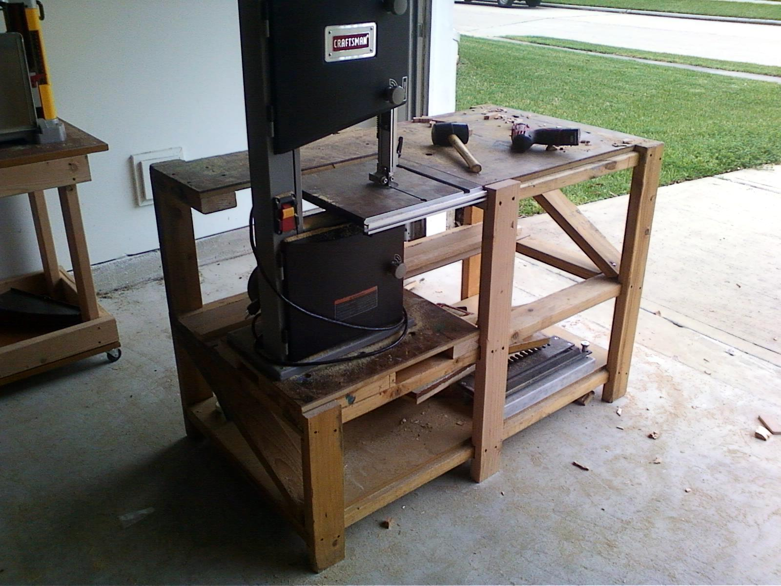 ... Band Saw Stand Plans Plans DIY Free Trebuchet Instructions « jarod711