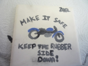 Motto in Clay