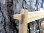 Detail of the Open Mortise & Tenon Joint