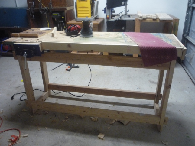 Mission Style Wood Bench Plans