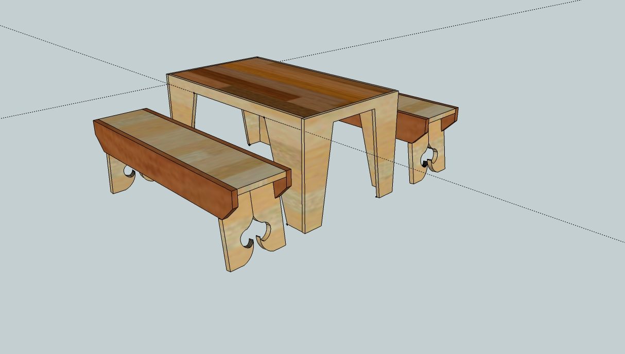 Pdf diy woodworking plans kids play table download for Diy play table plans