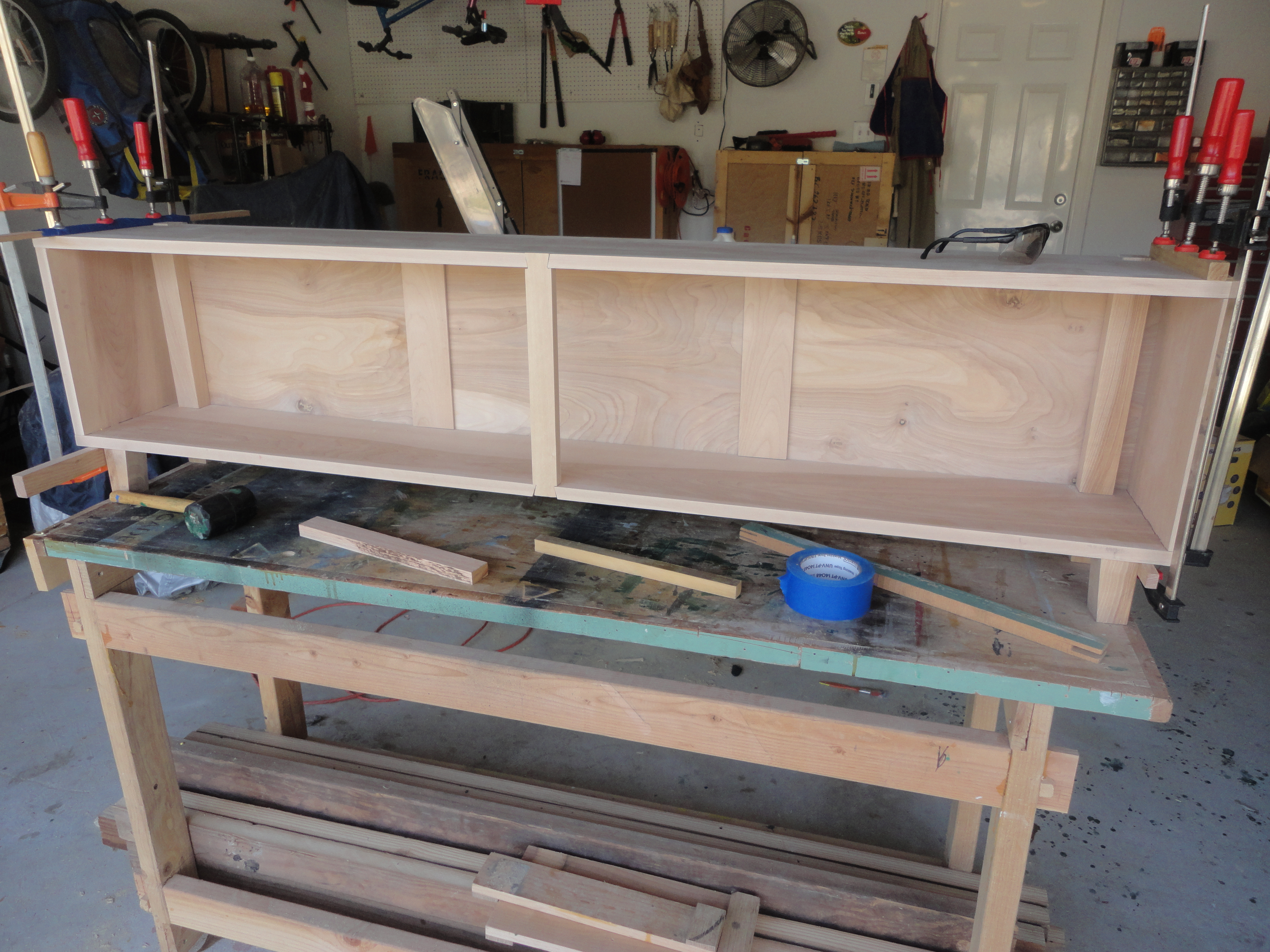 bench tool system woodworking plan