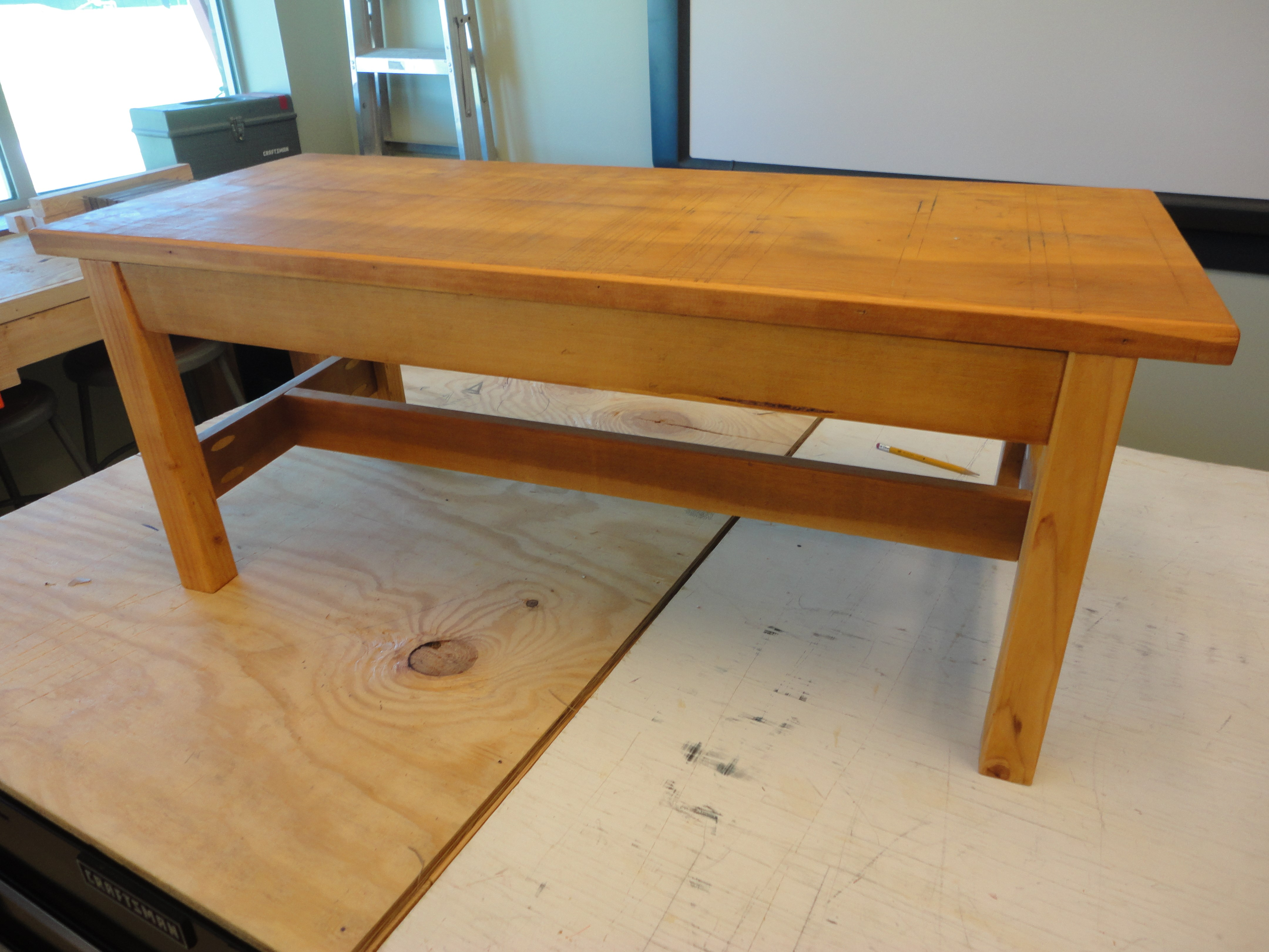 This Week in the Classroom The Simple Coffee Table