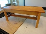 The Simple Coffee Table.  Click for Plans!