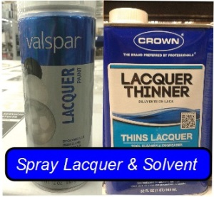 Lacquer & Solvent