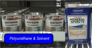 Poly & Solvent