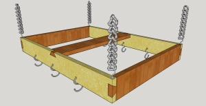Pot Rack Model