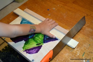 Bench Hook In Use