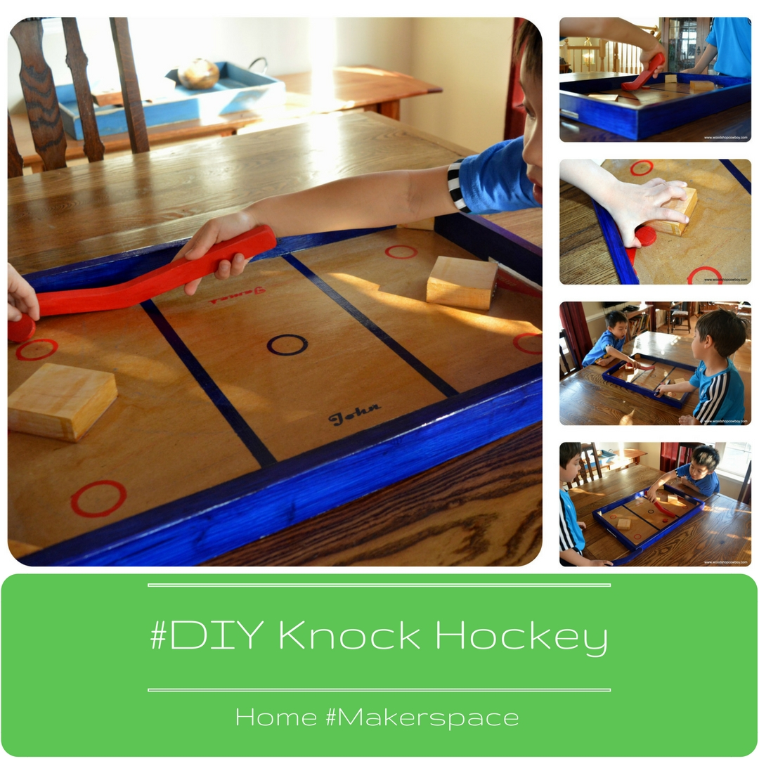 DIY Knock Hockety