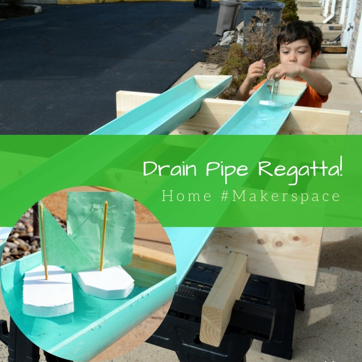 Drain Pipe Regatta