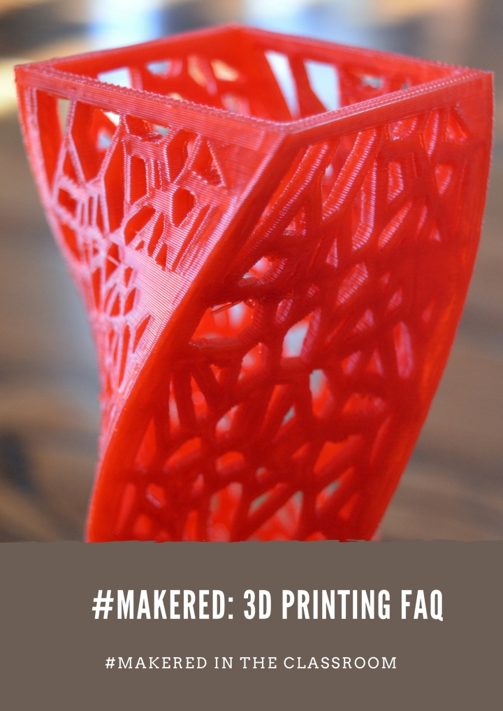 3D Printing FAQ