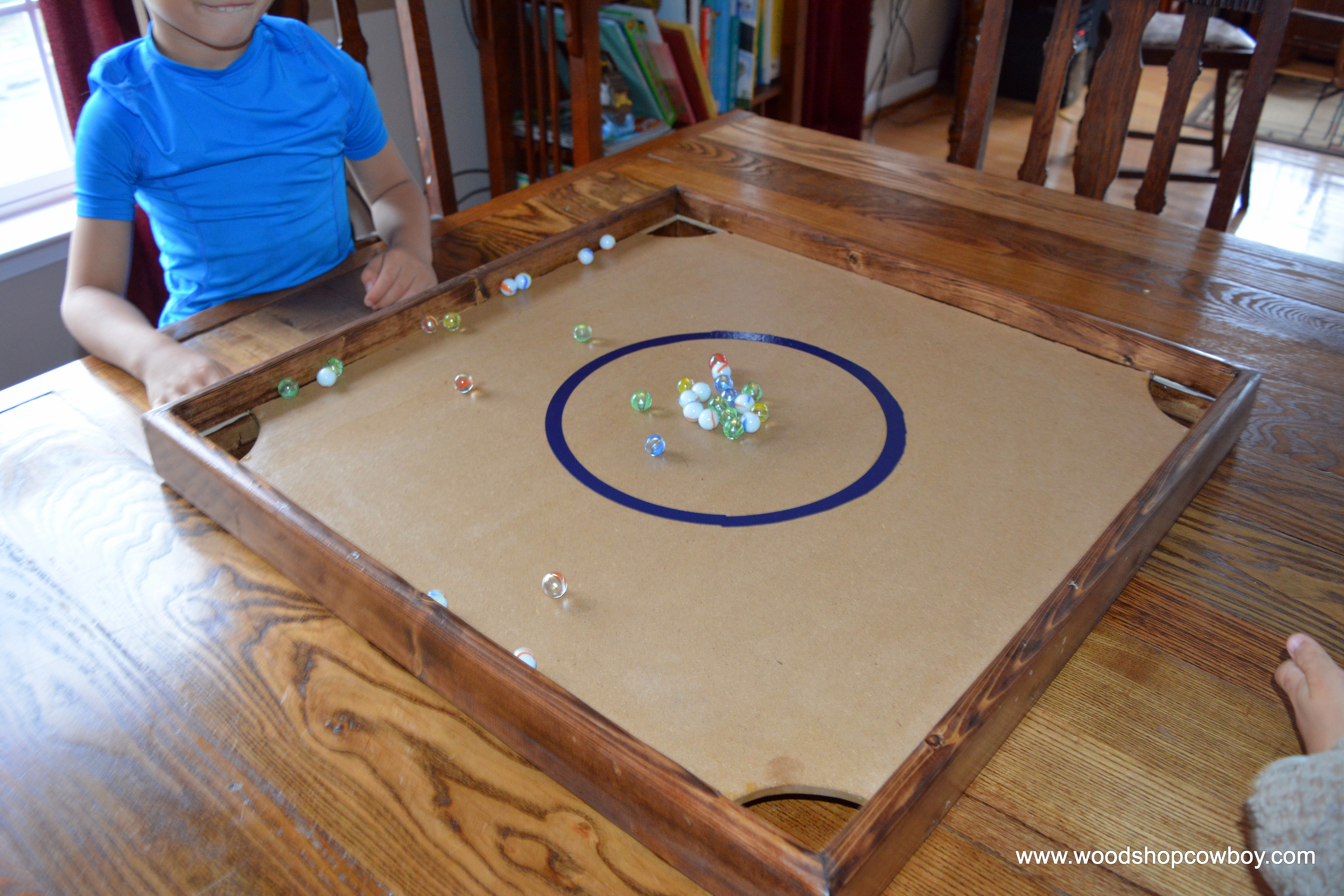 Home Makerspace A Diy Carrom Or Marbles Game Board Woodshopcowboy