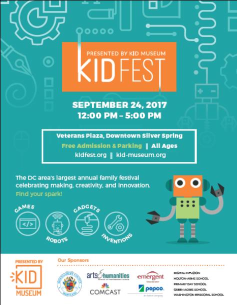 KidFest Ad