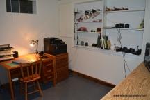 The office/studio.